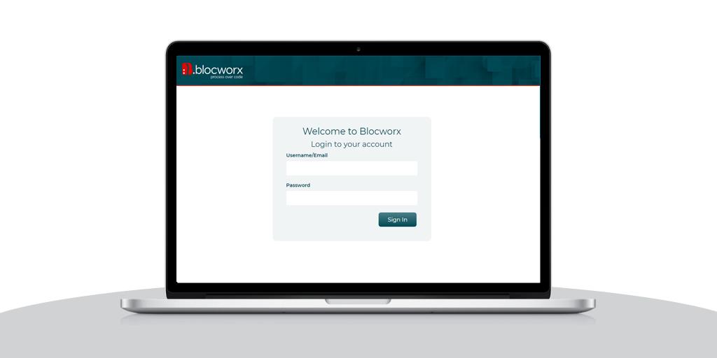 Blocworx New UI