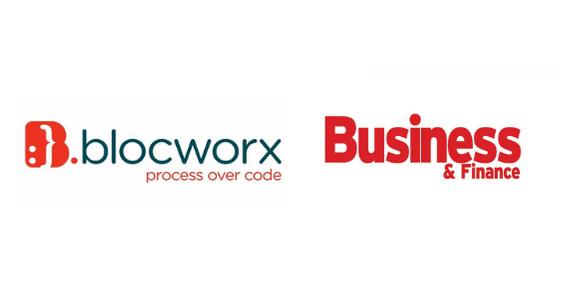 Blocworx Business Finance Article